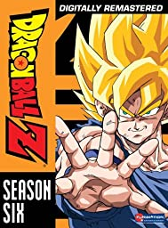 Dragon Ball Z: Season 6 (Cell Games Saga)