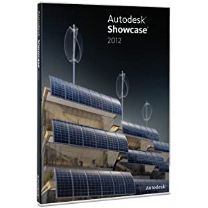 Autodesk Showcase 2012 for Windows
