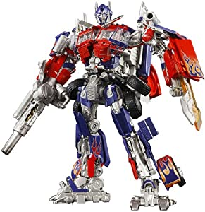 Transformers Revenge Transformers Movie RA-24 Buster Optimus Prime (japan import)