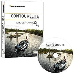 Humminbird Contour Elite Woods/Rainy Pc Software