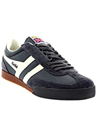 Mens Gola Super Harrier Retro Casual Active Suede Lace Up Sports Sneaker