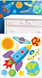 Olive Kids Out of this World Peel and Stick Wall Decal Cut Outs