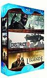 echange, troc Le Livre d'Eli + District 9 + Je suis une légende [Blu-ray]