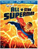 All-Star Superman (Blu-ray/DVD Combo + Digital Copy) Blu-Ray