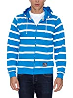 THE INDIAN FACE Sudadera con Cierre (Azul Royal)