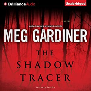 The Shadow Tracer | [Meg Gardiner]