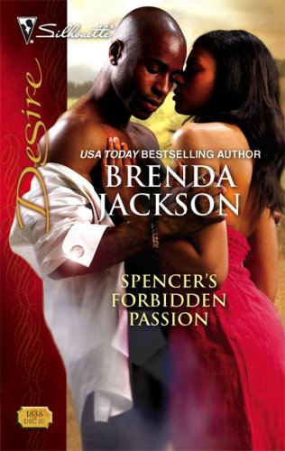 Spencer's Forbidden Passion (Silhouette Desire), Brenda Jackson