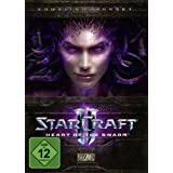 "StarCraft II: Heart of the Swarm (Add-On)von ""Blizzard Entertainment"""