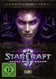 StarCraft II: Heart of the Swarm (Add-On)