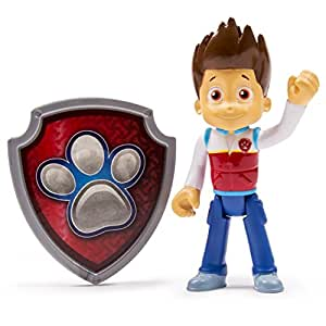 Spin Master Paw Patrol Action Pack Pup & Badge Ryder Toy