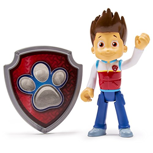 Paw Patrol Action Pack Pup & Badge Ryder Toy