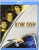 Star Trek V: The Final Frontier [Blu-ray] [1989] [US Import]