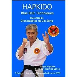 Song's Hapkido Blue Belt Techniques