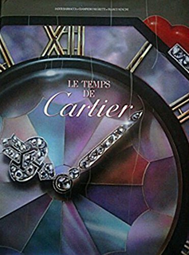 le-temps-de-cartier-english-edition