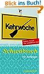 Langenscheidt Schw�bisch f�r Anf�nger...