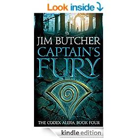 Captain's Fury (The Codex Alera: Book Four)