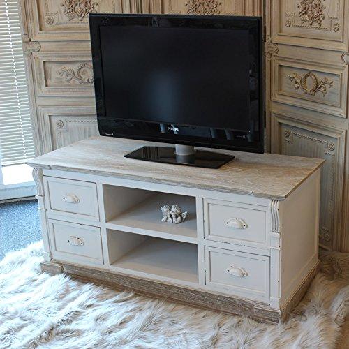 Cream Television Cabinet - Lyon Range