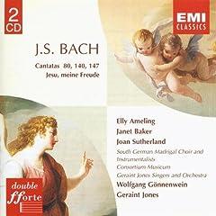 """""""Wachet auf, ruft uns die Stimme"""" Kantate BWV 140 (1989 Digital Remaster): VI. Mein Freund ist mein! (Duett: Sopran - Bass)"""