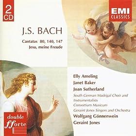 """Motet """"Jesu, Meine Freude"""", BWV 227 (1995 Digital Remaster): So aber Christus in euch ist"""