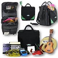 Kala Brand Music Co. Deluxe Paisley Accessory Bag