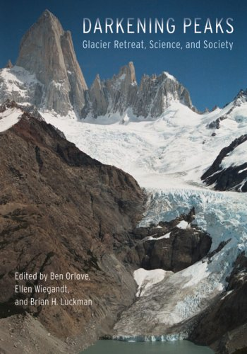 Darkening Peaks: Glacier Retreat, Science, and Society