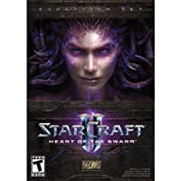 StarCraft II: Heart of the Swarm Expansion Pack by Blizzard Entertainment