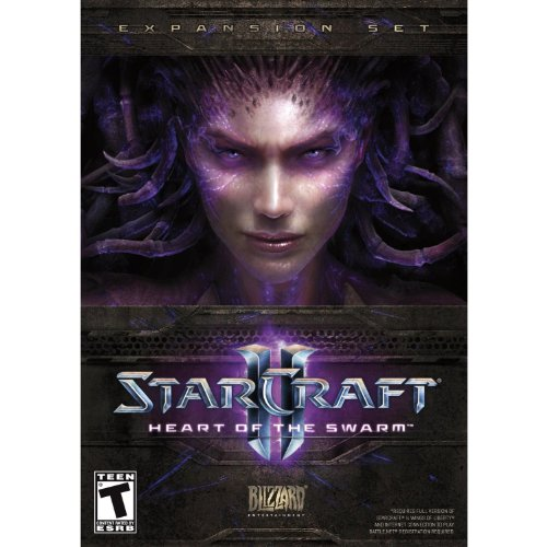 Get StarCraft II: Heart of the Swarm Expansion Pack