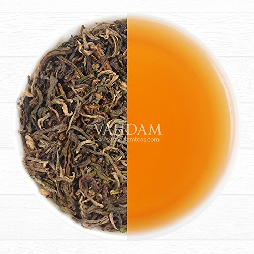 Autumn Gold Darjeeling, 2016 Harvest Autumn Flush Organic, Loose Leaf Tea Black Tea, 100% Pure Unblended Darjeeling Tea, Garden Fresh & Direct From Source in India (1.76oz / 50g) (Keurig Darjeeling Tea compare prices)