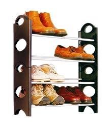 keewetech Shoe Rack 12 pairs