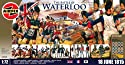 Airfix A50048 1:72 Scale Waterloo Battle Gift Set with Paints, Glue and Brushes