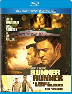 Runner Runner (Bilingual) [Blu-ray + DVD]
