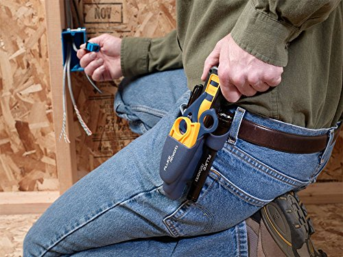 Fluke Networks 11293000 Pro-Tool Kit IS60 with Punch Down Tool