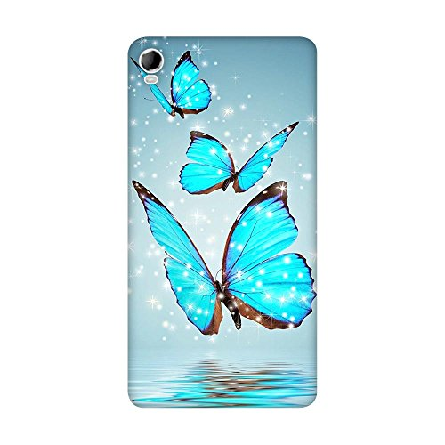 FASHEEN Premium Designer Soft Case Back Cover for Micromax Canvas Fire A104  available at amazon for Rs.299