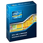 Intel CPU Core i7 3930K 3.20GHz 12M LGA2011 SandyBridge-E BX80619I73930K