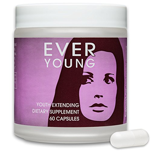 Ever Young Anti-Aging Pregnenolone Supplement (60 Capsules)