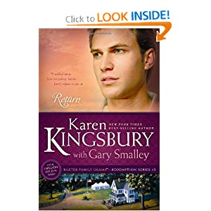 """Return"" by Karen Kingsbury, Gary Smalley :Book Review"