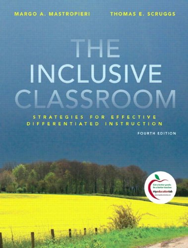 The Inclusive Classroom: Strategies for Effective Instruction (with...