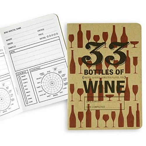 33 Books Co. - Journal - 33 Flaschen Wein