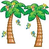 Carson Dellosa Tropical Trees Bulletin Board Set (110159)