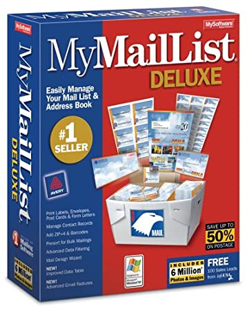 My Mail List Deluxe [Old Version]
