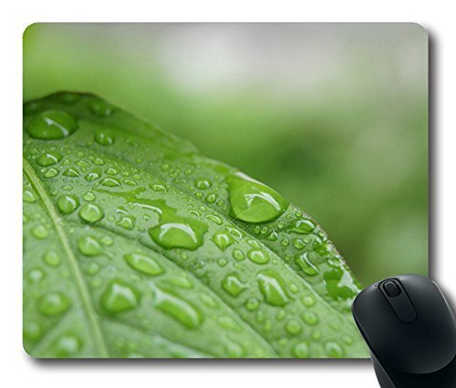 After Rain Mouse Pad Oblong Shaped Mouse Mat Design Rubber Durable Computer Desk Stationery Accessories Mouse Pads For Gift 220mm*180mm*3mm