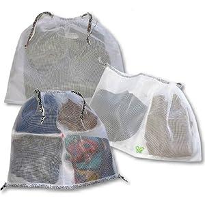 Amazon.com - Premium 3/Set Durable Lingerie \u0026amp; Sweater Mesh Wash ...