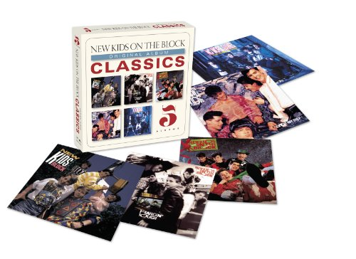 New Kids On The Block-Original Album Classics-5CD-(WEB)-2013-TMO Download