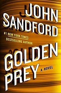 Book Cover: Golden Prey