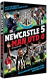 Newcastle United 5 - 0 Manchester United (1996) Howay 5-Oh [DVD]