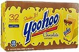 Yoo-hoo Chocolate Drink, 6.5 fl oz boxes (Pack of 32)