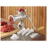 Stainless Steel Clamp Meat Grinder