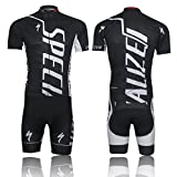 Outdoor Sports Pro Team Cycling Jersey and Pants Set(-319)