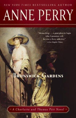 Brunswick Gardens (Charlotte & Thomas Pitt Novels)