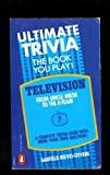 Ultimate Trivia: Television (0140073035) by Garfield Reeves-Stevens